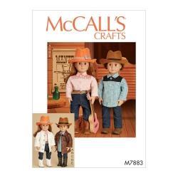Wykrój McCall's M7883
