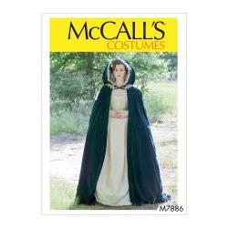 Wykrój McCall's M7886