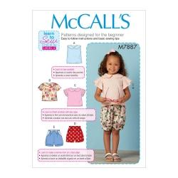 Wykrój McCall's M7887
