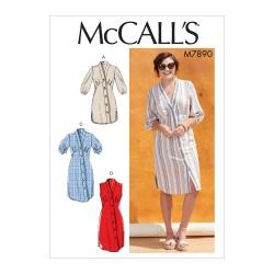 Wykrój McCall's M7890