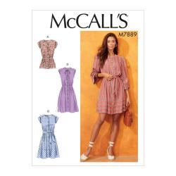 Wykrój McCall's M7889