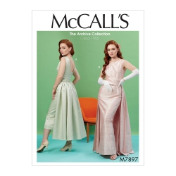 Wykrój McCall's M7897