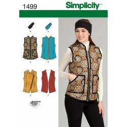 Wykrój Simplicity 1499