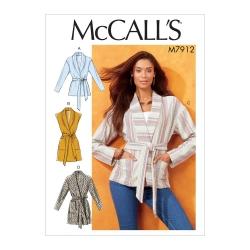 Wykrój McCall's M7912