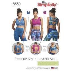 Wykrój Simplicity 8560