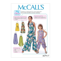 Wykrój McCall's M7917
