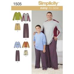 Wykrój Simplicity 1505