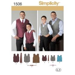 Wykrój Simplicity 1506