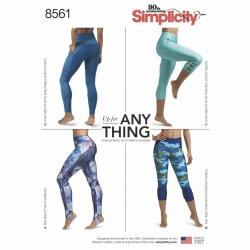 Wykrój Simplicity 8561
