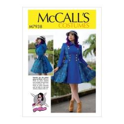 Wykrój McCall's M7938