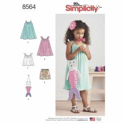 Wykrój Simplicity 8564