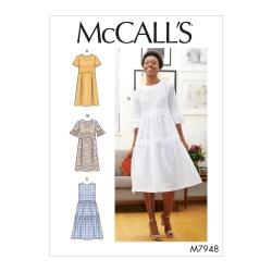 Wykrój McCall's M7948