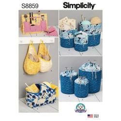 Wykrój Simplicity 8859