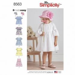 Wykrój Simplicity 8563