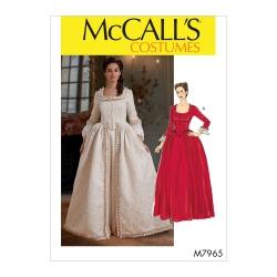 Wykrój McCall's M7928