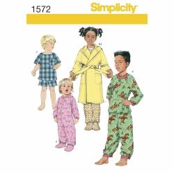 Wykrój Simplicity 1572