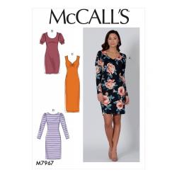 Wykrój McCall's M7967