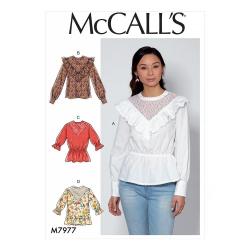 Wykrój McCall's M7977