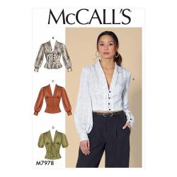 Wykrój McCall's M7978