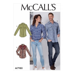 Wykrój McCall's M7980