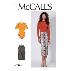 Wykrój McCall's M7953