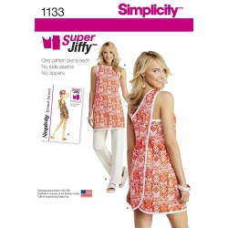 Wykrój Simplicity 1133