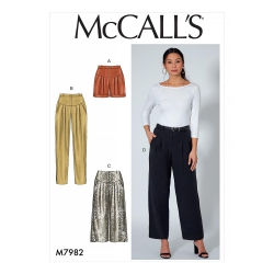Wykrój McCall's M7951