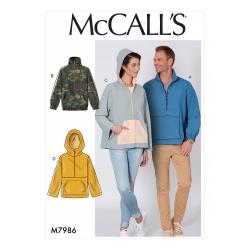 Wykrój McCall's M7986