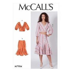 Wykrój McCall's M7984