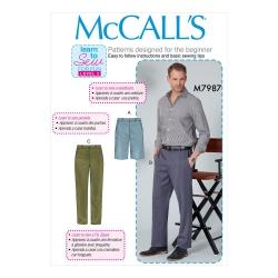 Wykrój McCall's M7987