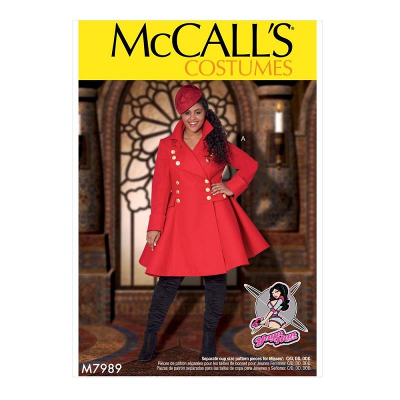 Wykrój McCall's M7989