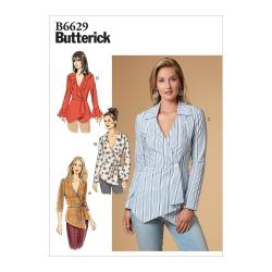 Wykrój Butterick B6629