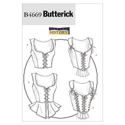 Wykrój Butterick B4669