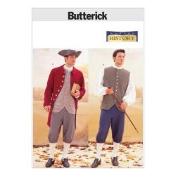 Wykrój Butterick B3072