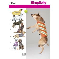 Wykrój Simplicity 1578