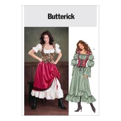 Wykrój Butterick B3906