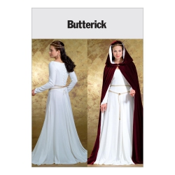 Wykrój Butterick B4377