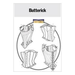 Wykrój Butterick B4254