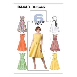 Wykrój Butterick B4443