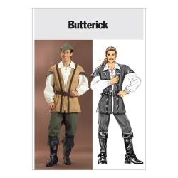 Wykrój Butterick B4574