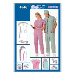 Wykrój Butterick B4946