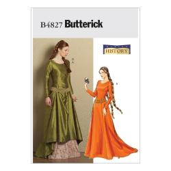 Wykrój Butterick B4827