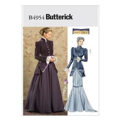 Wykrój Butterick B4954