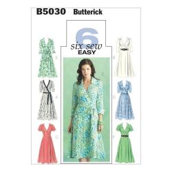 Wykrój Butterick B5030