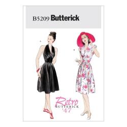 Wykrój Butterick B5209