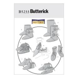 Wykrój Butterick B5233