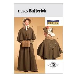 Wykrój Butterick B5265