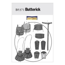 Wykrój Butterick B5371