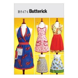 Wykrój Butterick B5474
