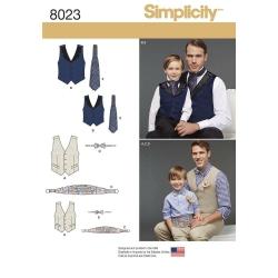 Wykrój Simplicity 8023